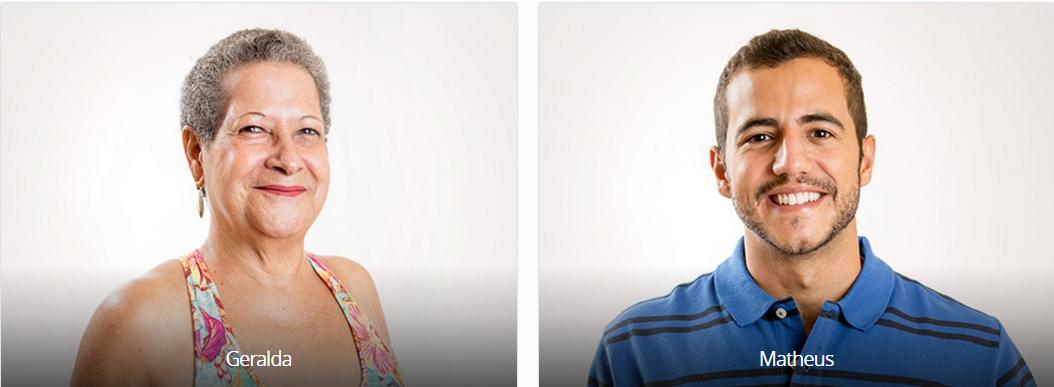 Vote no Paredão do BBB16 desta semana: GERALDA X MATHEUS e veja a enquete de quem esta ganhando