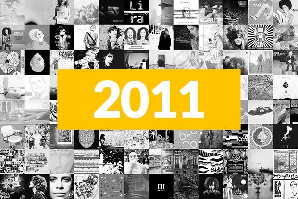 Os 100 Melhores Álbuns da Música Brasileira em 2011