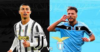 مشاهدة مباراة يوفنتوس ضد لاتسيو 6-3-2021 بث مباشر في الدوري الايطالي