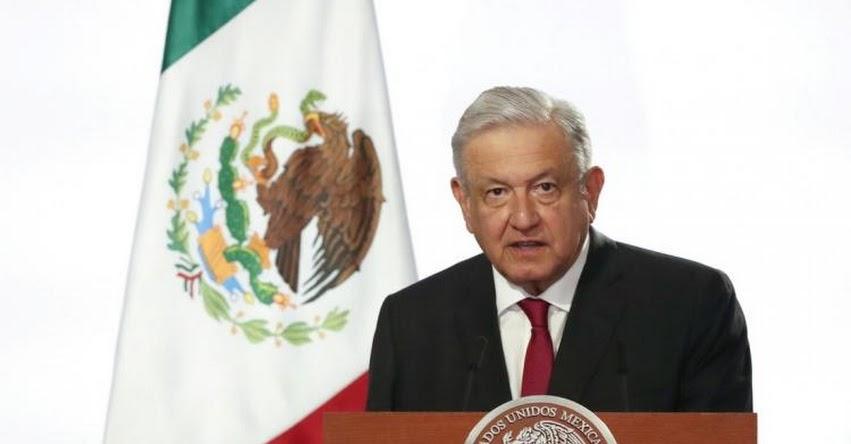 TERREMOTO EN MÉXICO: López Obrador se dirige al pueblo mexicano tras el sismo que se sintió en el centro y sur del país