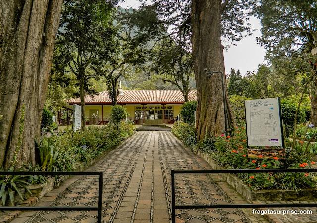 Casa-Museu Quinta de Bolívar, Bogotá - Colômbia