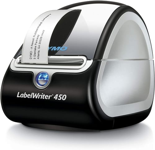 Review DYMO LabelWriter 450 Direct Thermal Label Printer