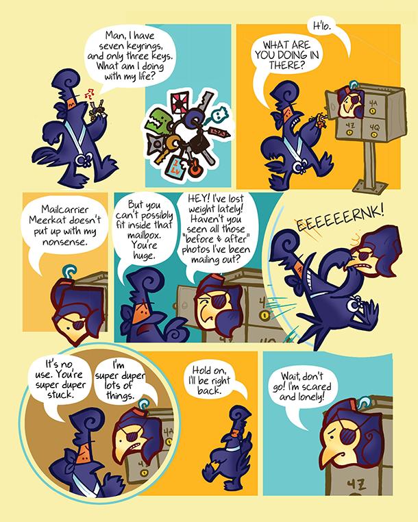 Macaroni and Bees - 4