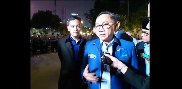 Zulkifli Hasan: Prabowo Lebih Matang Dan Sabar