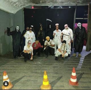 PATRIOTAS AIRSOFT HOSPITAL DO MEDO