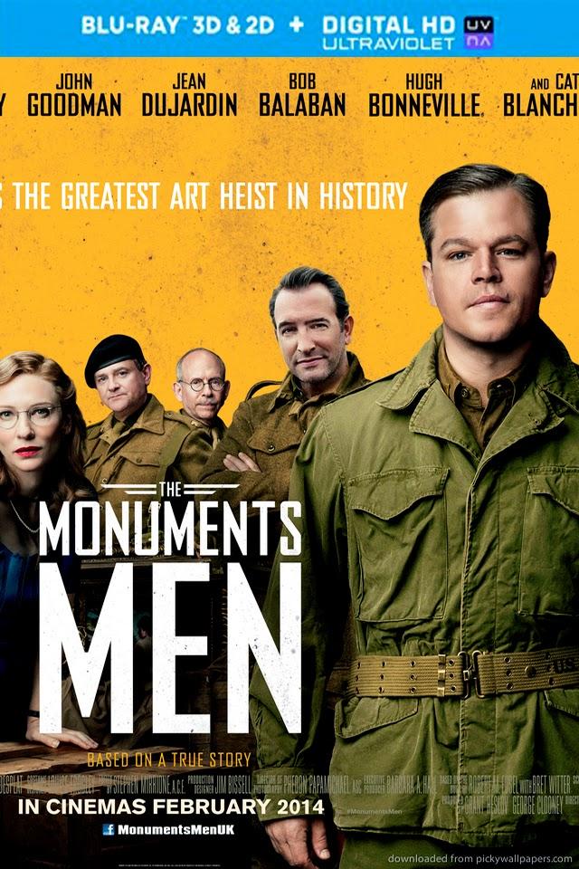 The Monuments Men 1080p HD Español Latino