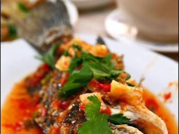 Resepi Ikan Patin Masak Tiga Rasa