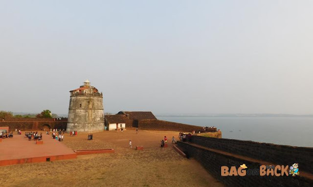 Aguada-Fort-Goa