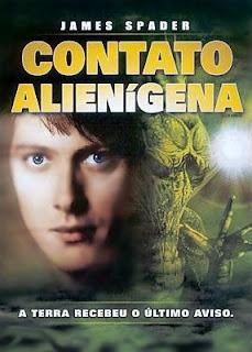 Contato Alienígena Dublado Online