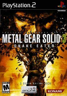 Metal Gear Solid 3 Snake Eater PS2 Torrent