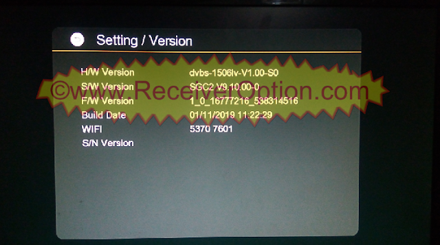 1506LV BOARD HD RECEIVER SOFTWARE NEW UPDATE