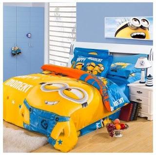 dormitorio temático minions