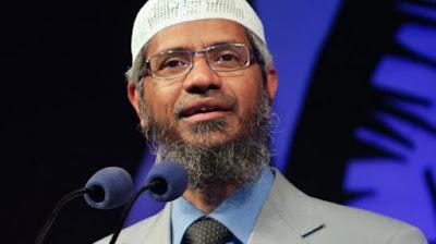 Ingin Dikriminalisasikan, Otoritas India Panggil Zakir Naik 17 April