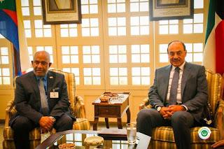 Rencontre bilatérale entre les Comores et le Koweït en marge de l'Assemblée Générale de l'ONU