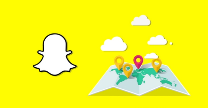 How To Use Snapchat Snap Map To Share Location?