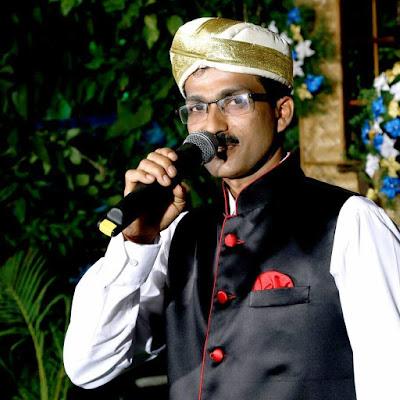 Mangalore master of ceremonies - MC Roy Dsouza