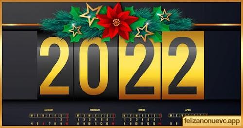 ▷ Calendarios 2022 para Descargar e imprimir【GRATIS】