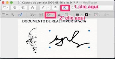 Como firmar un documento en tu Mac?