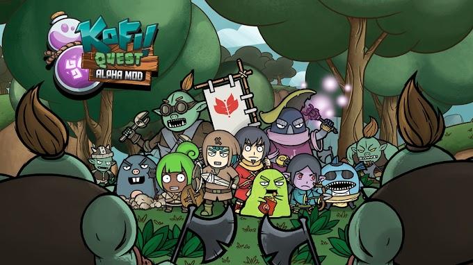 Kofi Quest: Alpha Mod ya está disponible en Steam