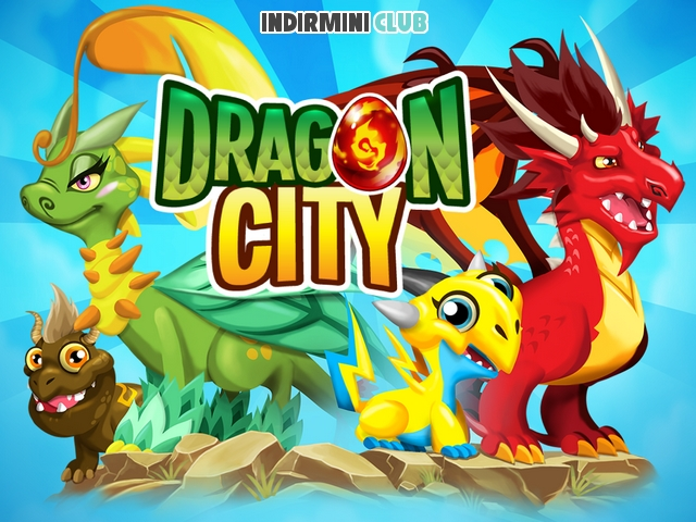 dragon city hile
