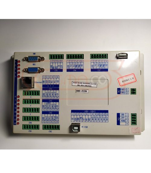 SML0161 - Main Board RDC 6332 M(EC)For BSL 2513
