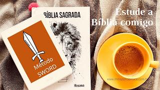 método de estudar a bíblia