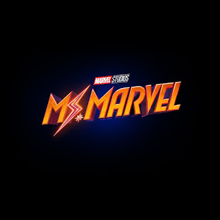 Ms. Marvel Disney+ Series Logo
