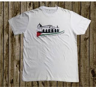 Kaos Save Al Aqsa