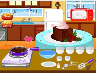 Game Memasak Cake Now
