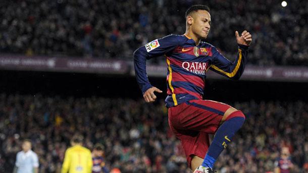 Neymar Jr valoró la victoria del Barça y el penalti a lo Cruyff
