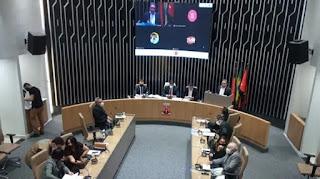 Câmara de Guarabira adota sistema híbrido nas sessões ordinárias