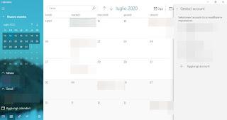 App Calendario