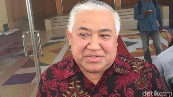 Din Syamsuddin: Keputusan Yang Terbaik Adalah Pemerintah Menolak Keputusan KLB Moeldoko