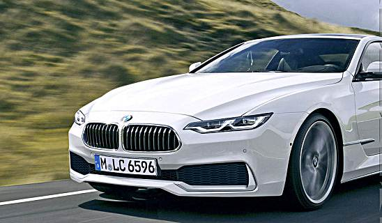 2019 BMW 6 Series Renderings | Auto BMW Review