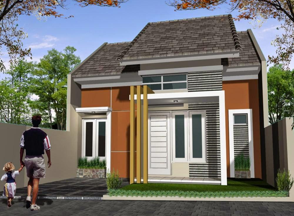 Kumpulan Desain Rumah Minimalis Sederhana Paling Populer