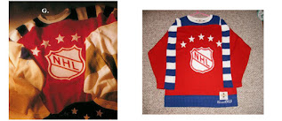 NHL CCM Heritage Jersey Collection - NHL All Star circa 1949