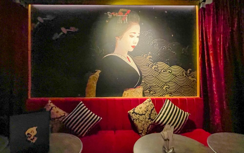 geisha speakeasy, desa sri hartamas