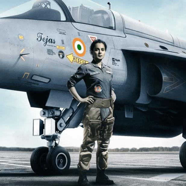Kangana Ranaut की UpComing Movie 'Tejas' दिसंबर में आएगी