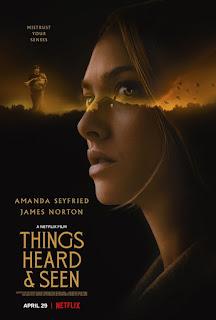 "W kegu adaptacji - ,,Things Heard & Seen"""
