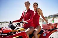 Alexandra Daddario and Ilfenesh Hadera in Baywatch (2017) (6)