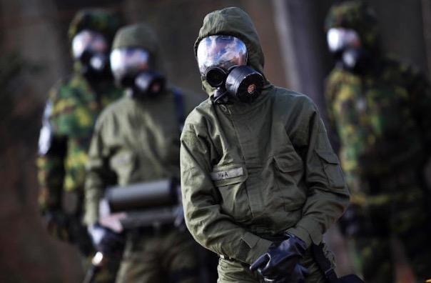 Inilah 5 Senjata Kimia Paling Berbahaya Di Dunia Yang Pernah Digunakan