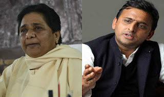 mayawati-akhilesh-together