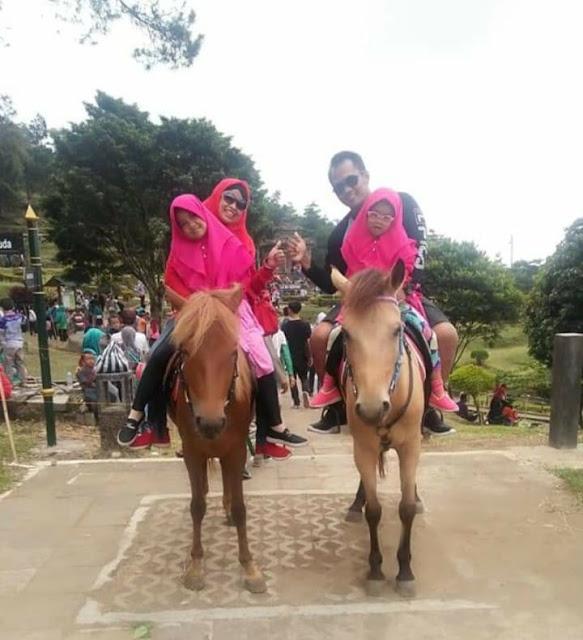 Liburan Naik Kuda Di Gedong Songo Bandungan