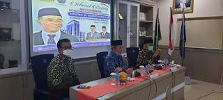 Bersilaturahmi ke Unismuh Makassar, Menko PMK Singgung COVID-19 dan Dana Haji