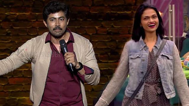 Karthik Kumar about her ex-wife Suchitra inside Bigg Boss house