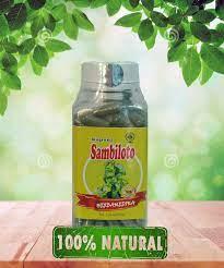 Herbal Sambiloto Meningkatkan Immun Tubuh