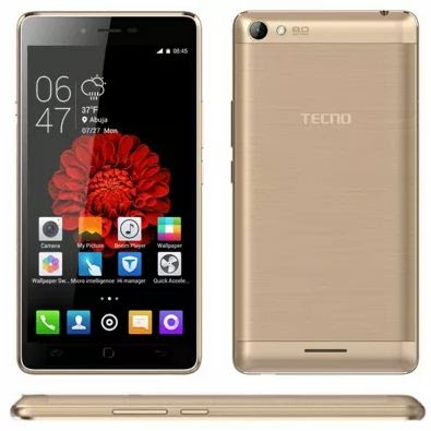 Tecno L5 Stock ROM or scatter file