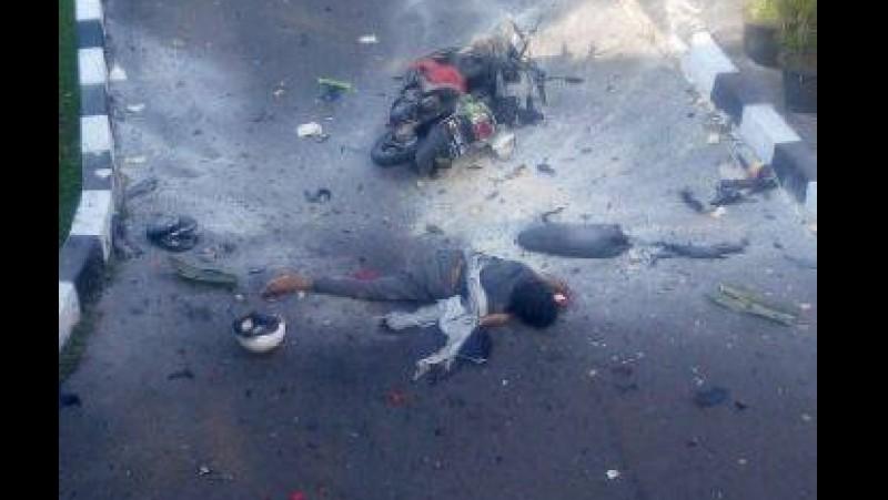 Pelaku bom bunuh di Solo diduga simpatisan ISIS