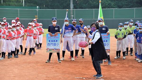 彰化八卦山棒球場修繕啟用 卦山盃全國少棒青少棒賽開打