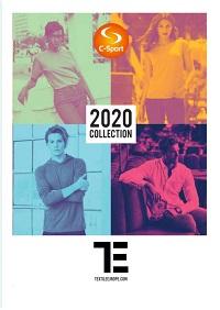 Catalogue Textile Europe 2020 avec Tarifs